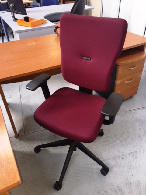 Fauteuil-Steelcase