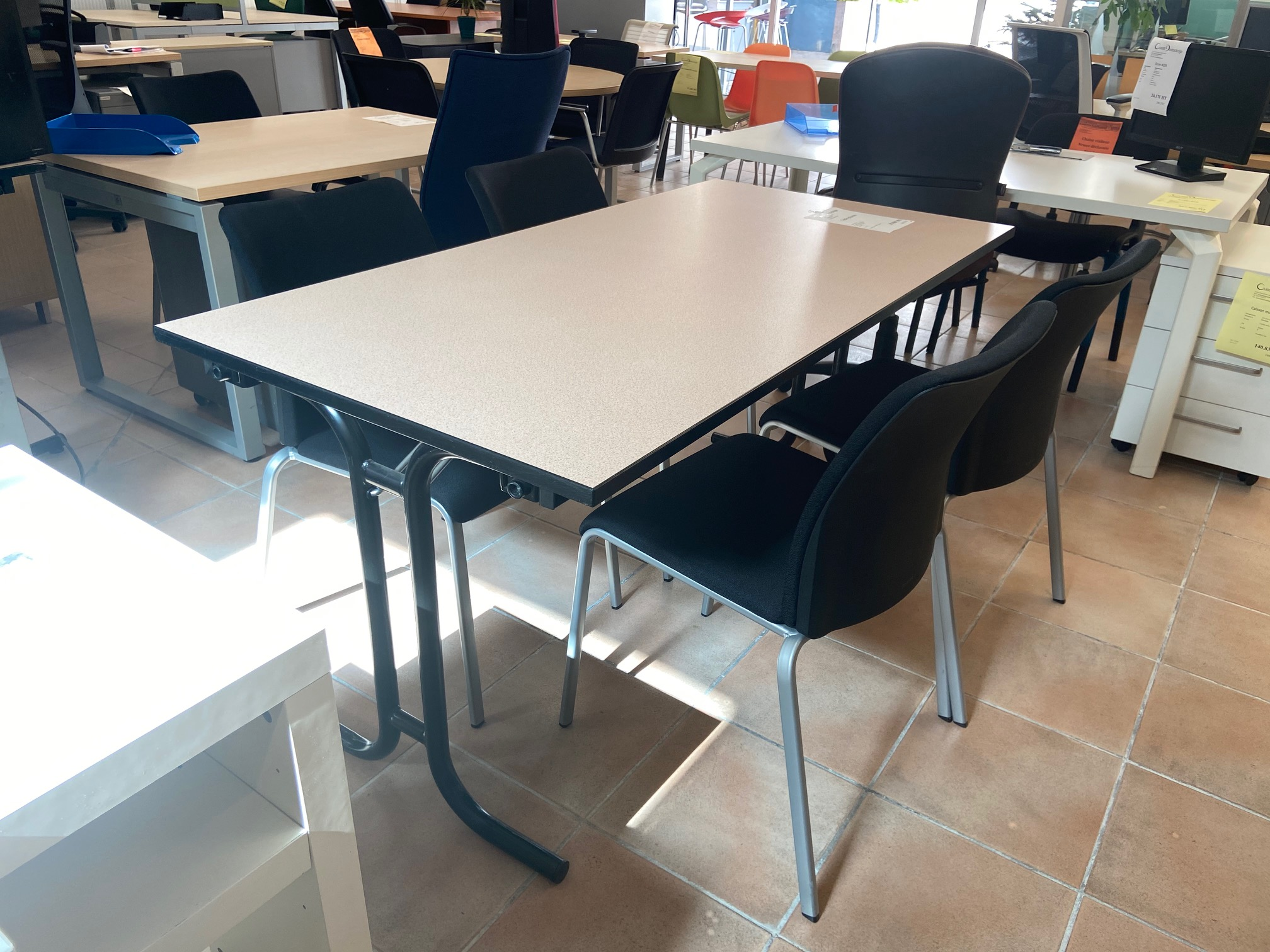 Table pliante 160cmx80cm