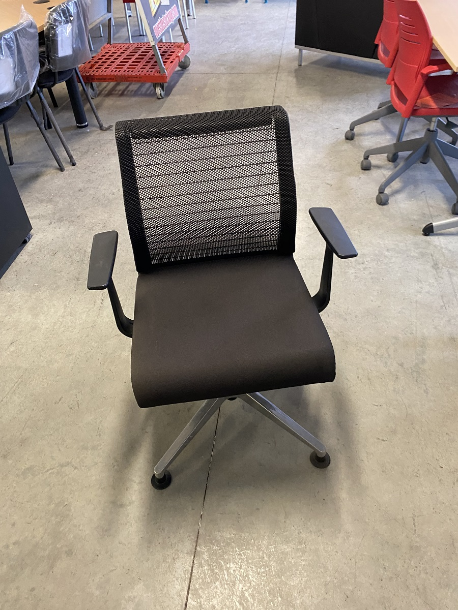 Fauteuil attente steelcase